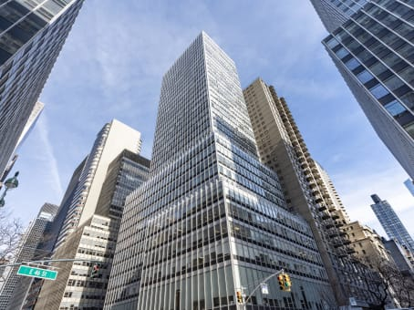 Regus Business Centre in 747 Third Avenue