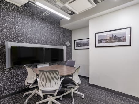 Regus Business Lounge in 747 Third Avenue