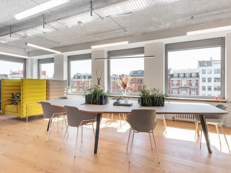 Regus Office Space in Copenhagen, Noerreport