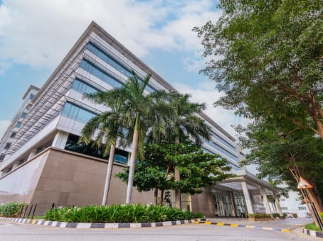 Regus Office Space in Chennai Millenia Business Park