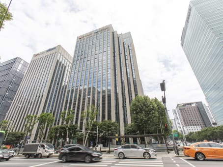 Regus Virtual Office in Seoul Gangnam Haesung Building