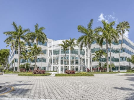 Regus Business Lounge, Florida, Miramar - Huntington Square III