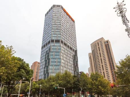 Building at 8F, Wuhan Tiandi – Corporate Center 5, No. 1628 Zhong Shan Avenue, Jiang'an District in Wuhan 1