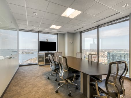 Regus Meeting Room in Dominion Tower
