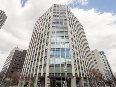 Regus Day Office in Sapporo Kita Building