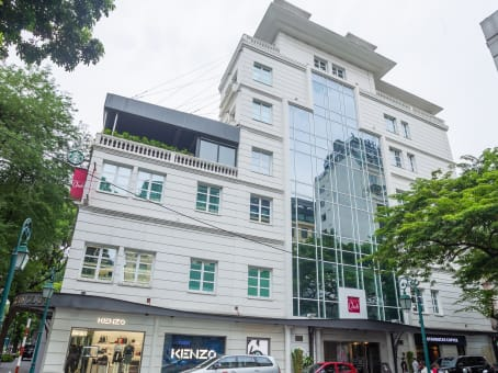 Building at 4-6/F, 59A Ly Thai To Street, Hoam Kiem District in Hanoi 1