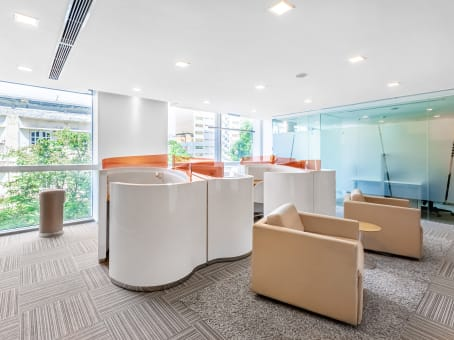 Regus Business Centre in Hanoi, Ly Thai To