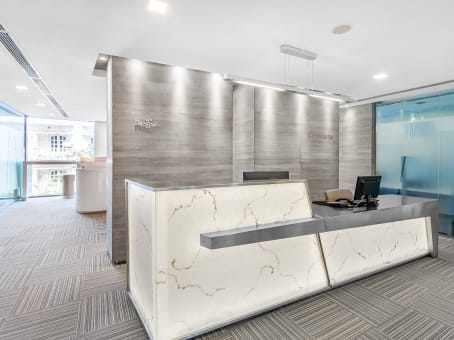 Regus Business Lounge in Hanoi, Ly Thai To