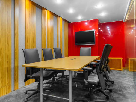 Regus Business Lounge in Ho Chi Minh City, Regus Me Linh Point Tower