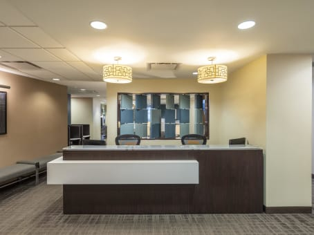 Regus Business Lounge in 555 Madison Avenue