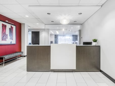Regus Business Lounge in Yonge and Richmond Centre