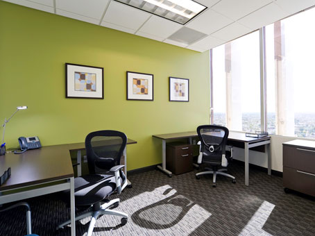 Regus Business Lounge in Miracle Mile