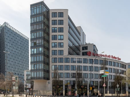Regus Office Space, Hamburg Millerntor