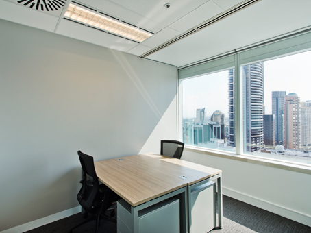 Regus Virtual Office in Brisbane, Central Plaza