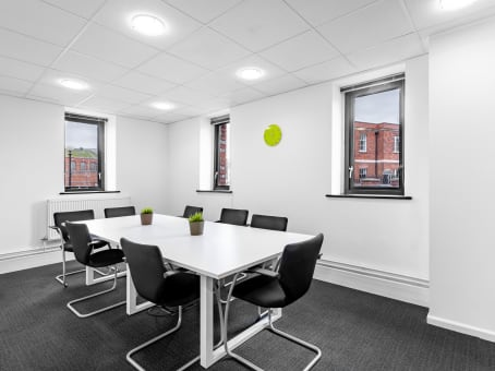 Regus Business Lounge in Gloucester Docks, North Warehouse