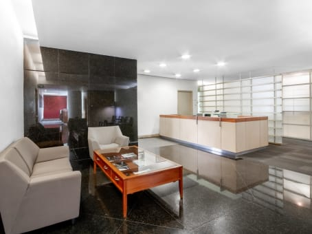 Regus Day Office in Mexico City Cygni Santa Fe