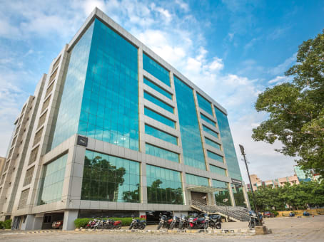 Regus Office Space, Chennai, Vadapalani - Shyamala Gardens