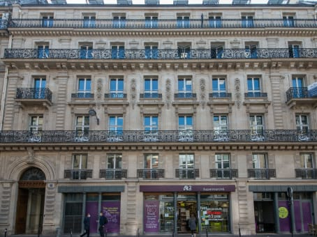 Regus Virtual Office, Paris, Bourse