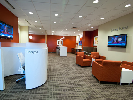 Regus Business Lounge in Woodbridge Township
