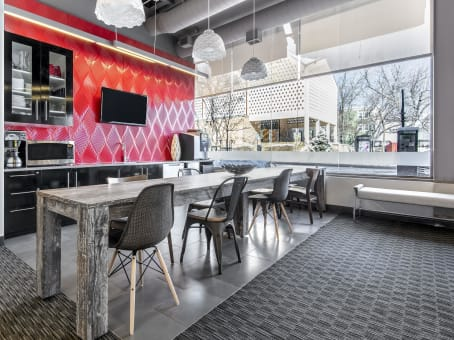 Regus Business Lounge in Downtown Boulder