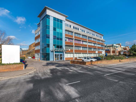 Building at 3rd floor, The Pinnacle, Station Way in Crawley 1