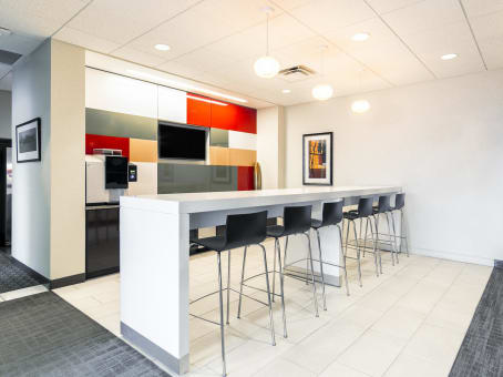Regus Business Lounge in Fifth Third Center
