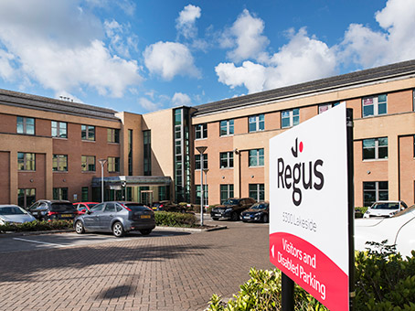 Regus Meeting Room, Manchester Cheadle