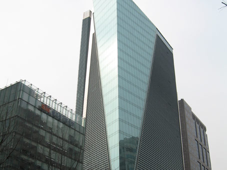 Building at 16&17/F., Posco P&S Tower, 134, Teheran-ro, Gangnam-gu in Seoul 1