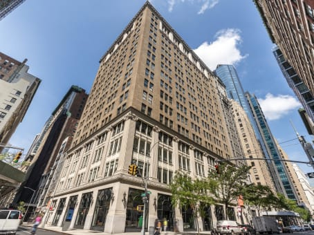 Regus Business Centre, New York, New York - 136 Madison Avenue