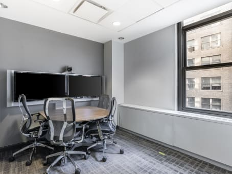 Regus Office Space in 136 Madison Avenue