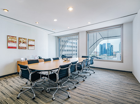 Regus Day Office in Singapore Centennial Tower