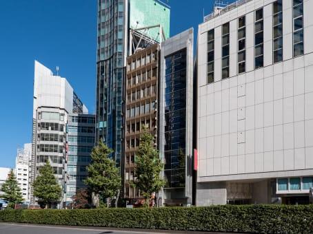 Meeting rooms at Tokyo, Shinjuku West (Open Office)