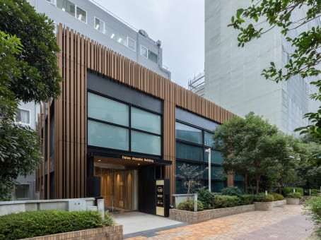 Meeting rooms at Tokyo, Akasaka Business Place (Open Office)