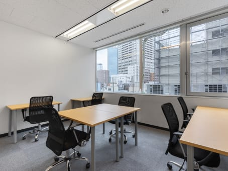 Regus Office Space in Tokyo, Akasaka Business Place (Open Office)