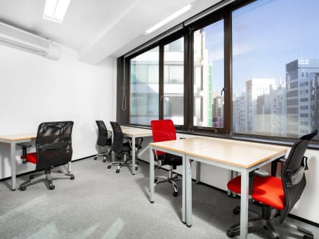 Tokyo, Shibuya TOC (Open Office)