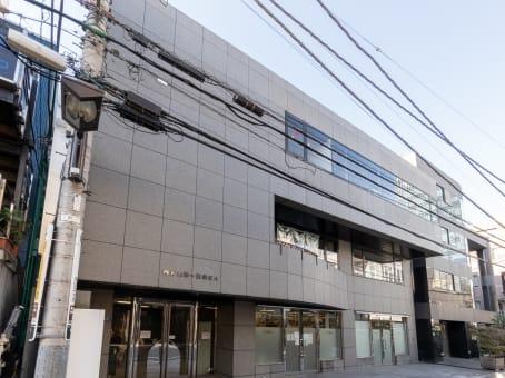 Meeting rooms at Tokyo, Minami-Aoyama (Open Office)