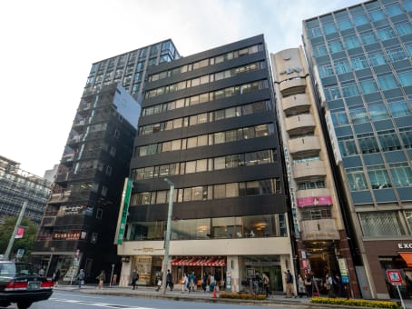 Regus Business Centre in Tokyo, Nihonbashi Central (Open Office)