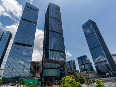 Regus Office Space, Shenzhen, Futian NEO