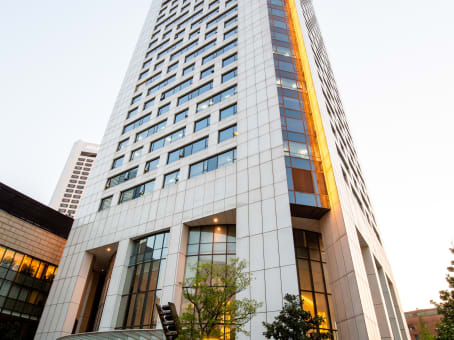 Regus Office Space in Nanjing, Jinling - Asia Pacific Tower