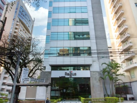 Building at Ground Floor, Mezzanine, 1st, 2nd, 5th, 6th Floors, Victoria Plaza Building, Santos St., 200, Bela Vista in Sao Paulo 1
