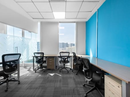 Office Space In Hitech Krishe Sapphire Regus In