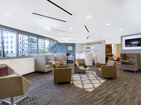 Regus Business Centre in Wilshire Beverly
