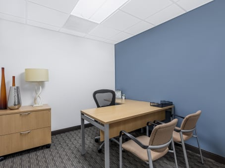 Regus Business Lounge in Wilshire Beverly