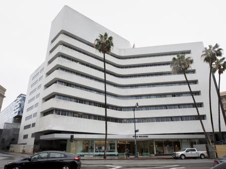 Regus Virtual Office, California, Beverly Hills - Wilshire Beverly
