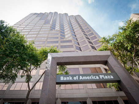 Regus Office Space, Texas, San Antonio - Bank of America Plaza