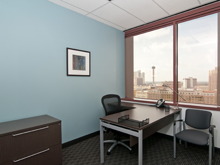 Regus Office Space in Bank of America Plaza