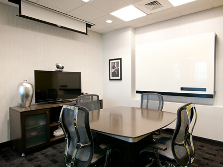 Regus Virtual Office in Bank of America Plaza