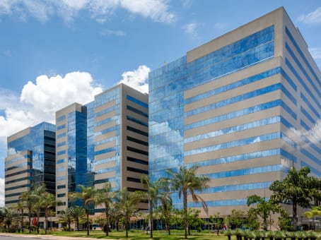 Regus Day Office in Brasilia, Parque Cidade Corporate