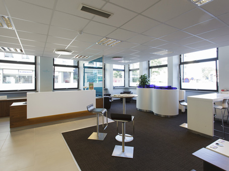 Regus Business Lounge in Bergen, Tollkammeret