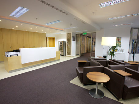 Regus Office Space in Budapest Bank Center